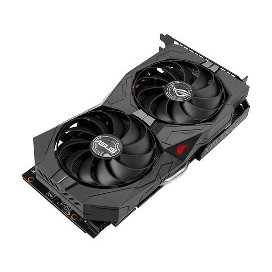 Carte graphique Asus GeForce GTX 1650 SUPER ROG STRIX A4G - Autre vue