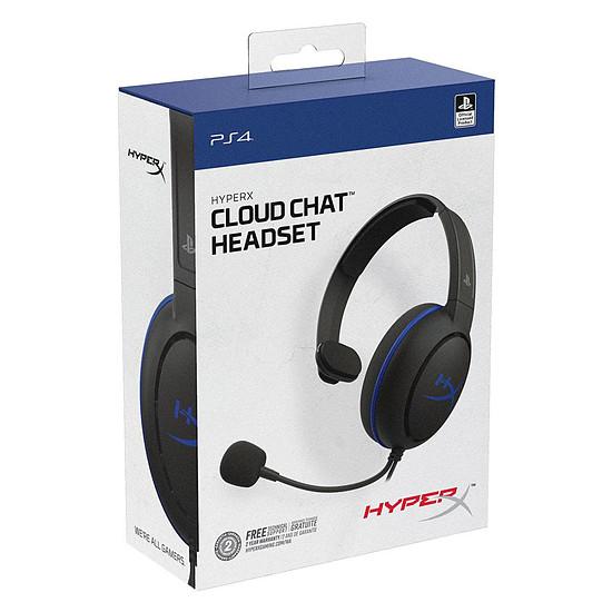 Casque micro HyperX Cloud Chat pour PS4 - Autre vue