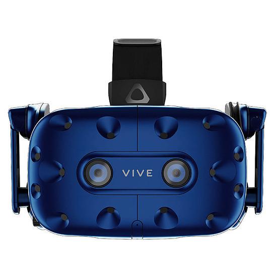 Réalité Virtuelle HTC Kit VIVE Pro + Wireless Adaptator + Wireless Adaptator Clip - Autre vue