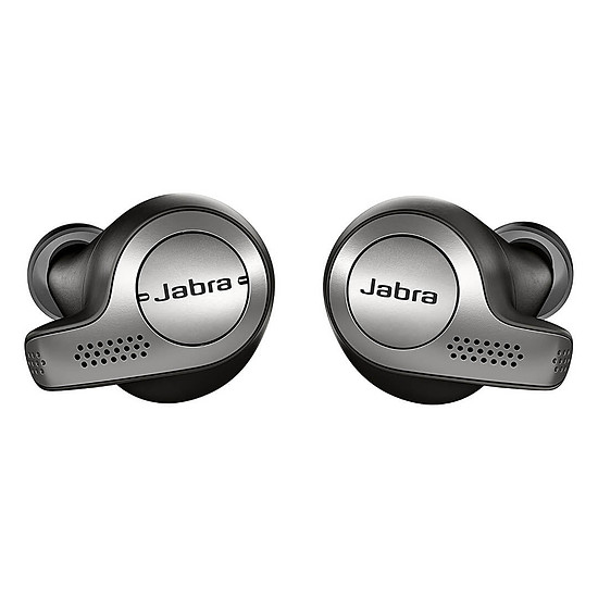 Casque Audio Jabra Elite 65t Noir Titane - Ecouteurs sans fil