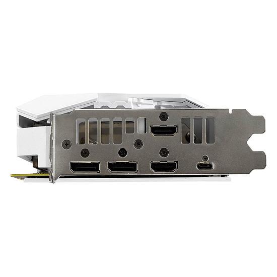 Carte graphique Asus GeForce RTX 2080 Ti STRIX OC WHITE - Autre vue
