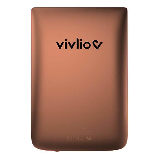 Liseuse numérique Vivlio Touch HD Plus (cuivre) + Vivlio housse cuir (noir) - Autre vue
