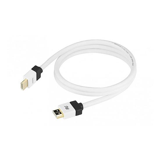 HDMI Real Cable MONITEUR Câble HDMI High Speed Ethernet - 1,5 m