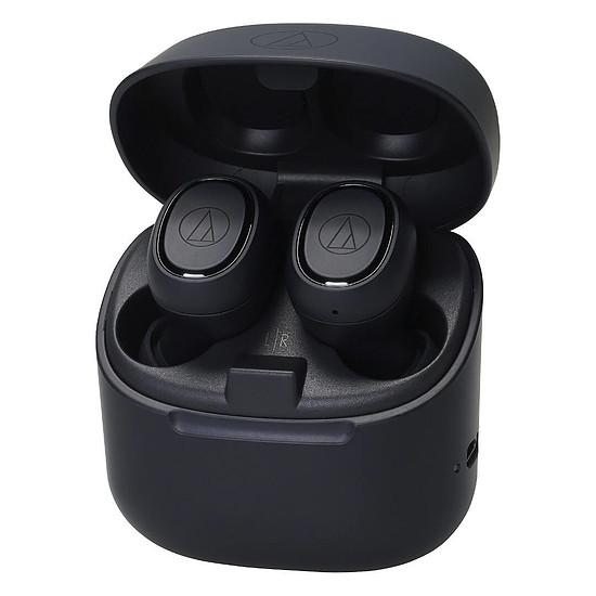 Casque Audio Audio-Technica ATH-CK3TW Noir - Écouteurs sans fil