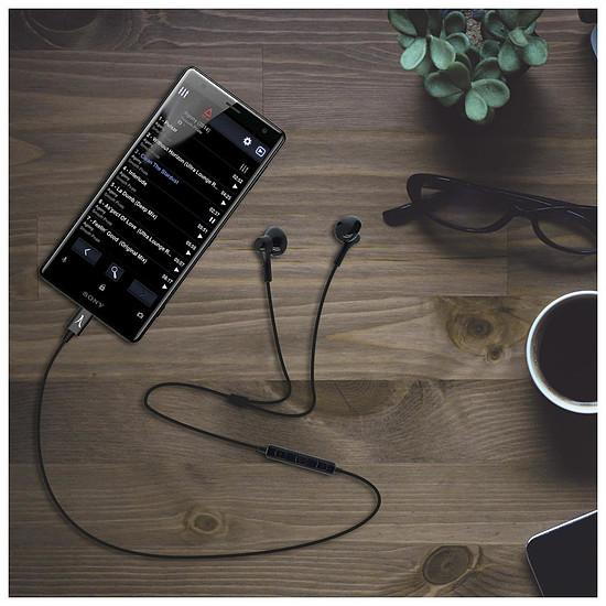 Kits mains libres Akashi Kit piéton USB-C (noir) - Autre vue