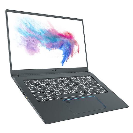 PC portable MSI Prestige 15 A11SCS-081XFR