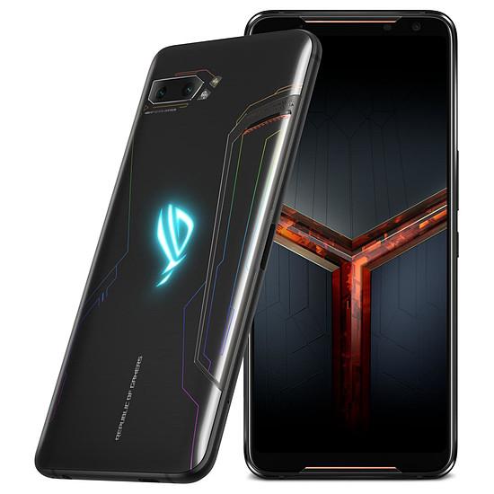 Smartphone et téléphone mobile ASUS ROG Phone II (2) Strix Edition ZS660KL (noir) - 128 Go