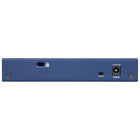 Switch et Commutateur Netgear GS108 - Autre vue