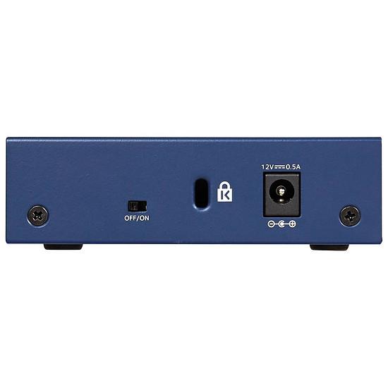 Switch et Commutateur Netgear GS105 - Autre vue
