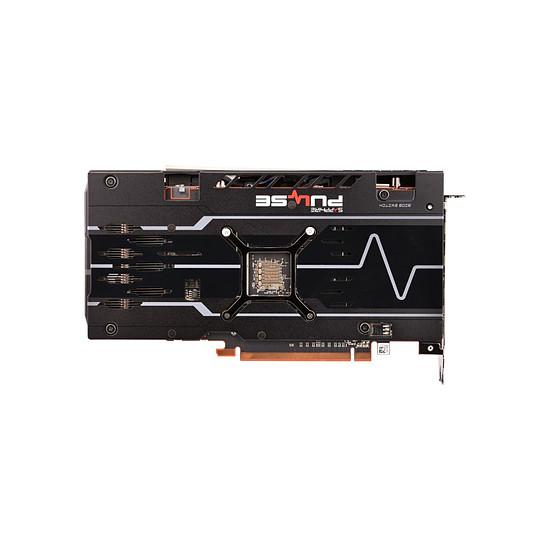 Carte graphique Sapphire Radeon RX 5500 XT Pulse 4 Go - Autre vue