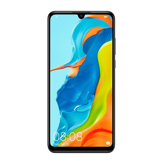 Smartphone et téléphone mobile Huawei P30 Lite (noir) - 256 Go - 6 Go