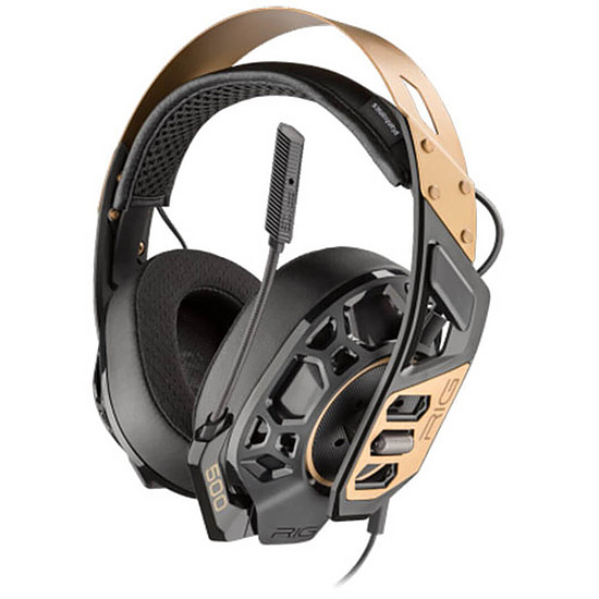 Casque micro Plantronics RIG 500 PRO + Dolby Atmos