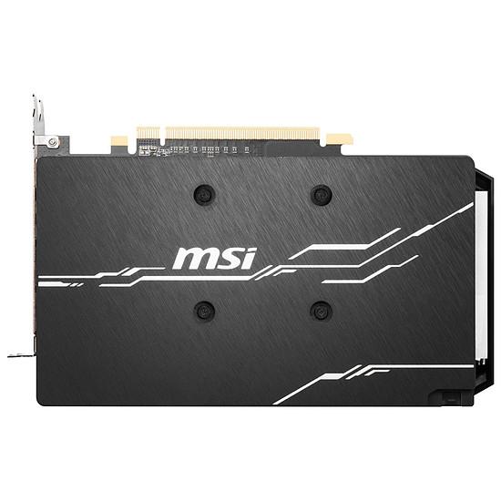 Carte graphique MSI Radeon RX 5500 XT MECH 4G OC - Autre vue