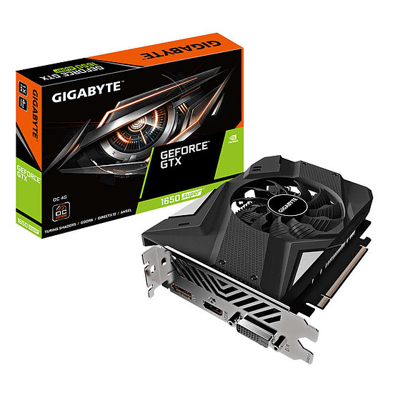 Carte graphique Gigabyte GeForce GTX 1650 Super OC