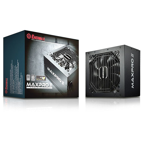 Alimentation PC Enermax MaxPro II 600W