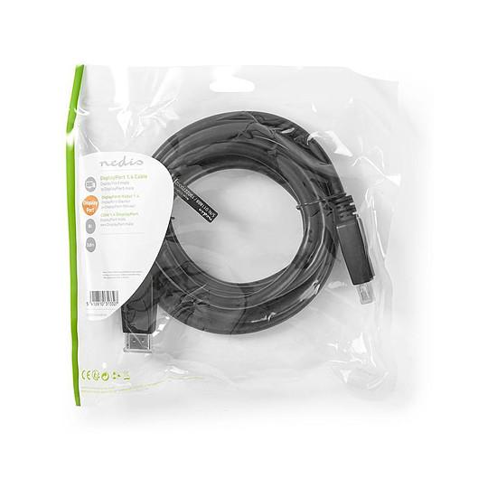 DisplayPort Câble DisplayPort 1.4 - 3 m - Autre vue