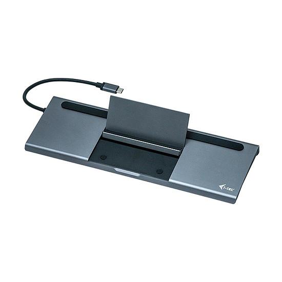 Station d'accueil PC portable i-tec Station d'accueil USB-C Metal Low Profile + Power Delivery 85 W - Autre vue