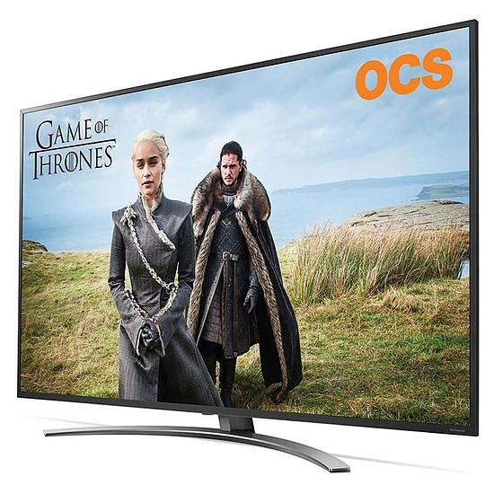 TV LG 49SM8600 - TV 4K UHD HDR - 126 cm - Autre vue