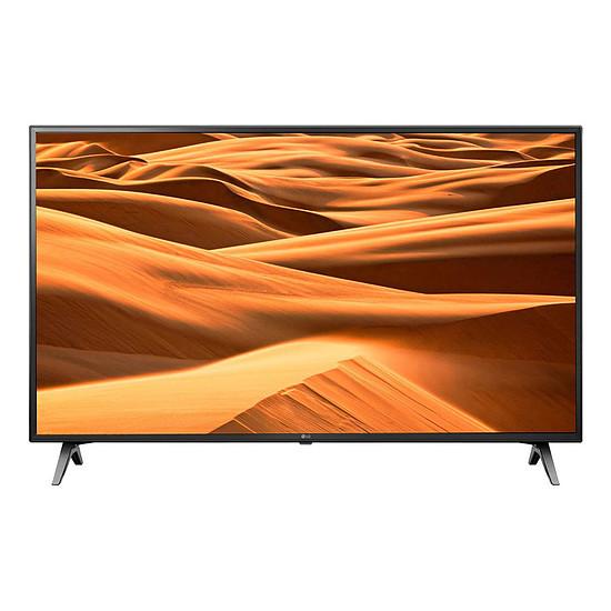TV LG 49UM7100 - TV 4K UHD HDR - 123 cm - Autre vue
