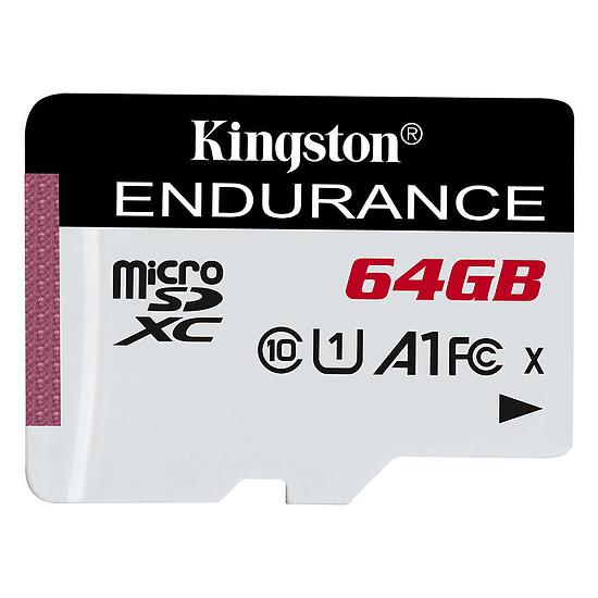 Carte mémoire Kingston Endurance SDCE/64GB