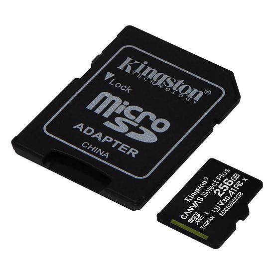 Carte mémoire Kingston Canvas Select Plus SDCS2/256GB - Autre vue
