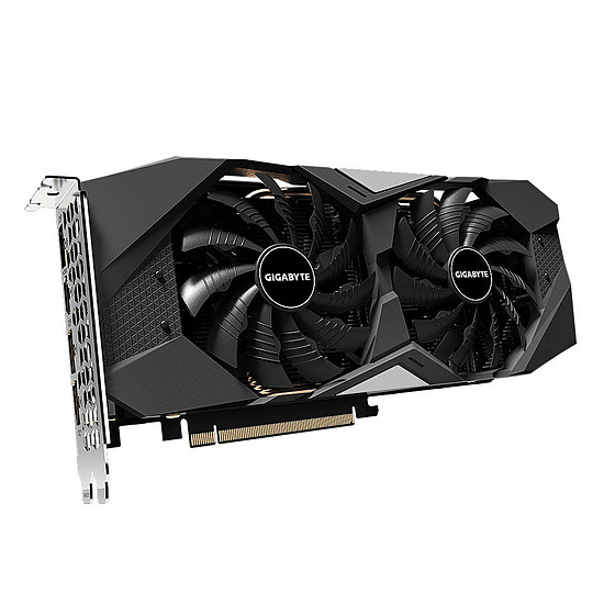 Carte graphique Gigabyte GeForce RTX 2070 WindForce 2X (rev 3.0) - Autre vue