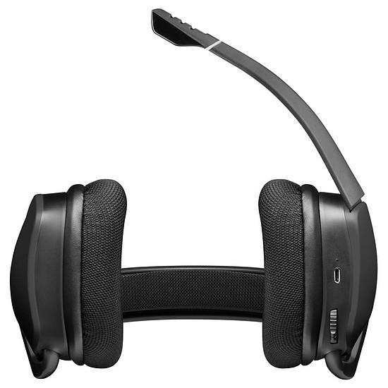 Casque micro Corsair Void RGB Elite Wireless - Noir - Autre vue