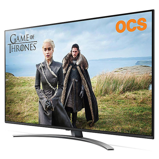 TV LG 55SM8200 - TV 4K UHD HDR - 139 cm
