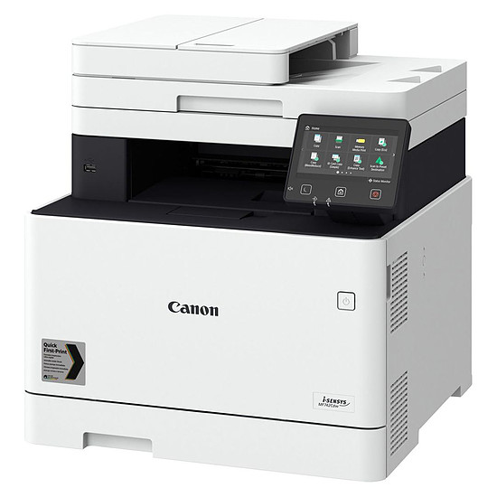 Imprimante multifonction Canon i-SENSYS MF742Cdw - Autre vue