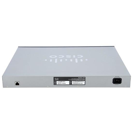 Switch et Commutateur Cisco SG350X-48P - Autre vue
