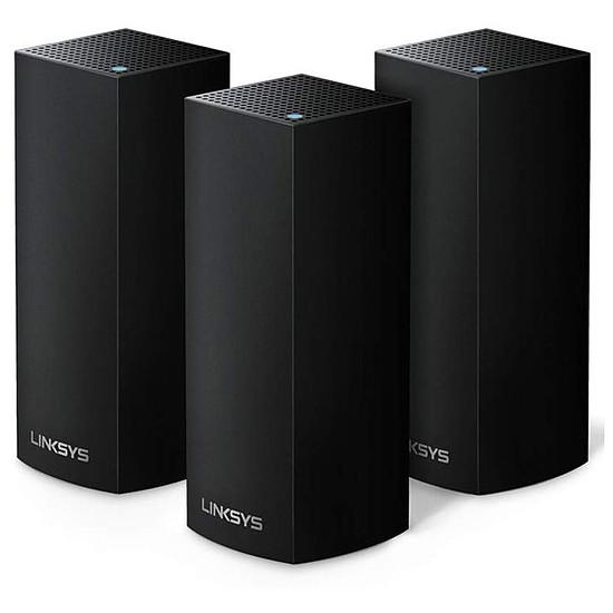 Point d'accès Wi-Fi Linksys Velop - WHW0303 -  Système WiFi Multiroom AC2200 (noir)