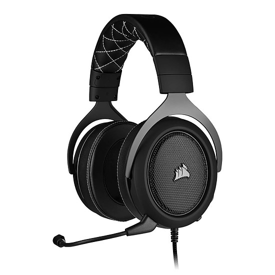 Casque micro Corsair HS60 Pro Surround - Noir