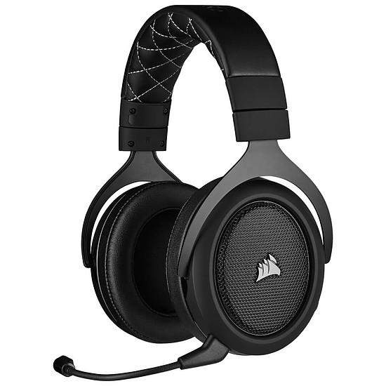 Casque micro Corsair HS70 Pro Wireless - Noir