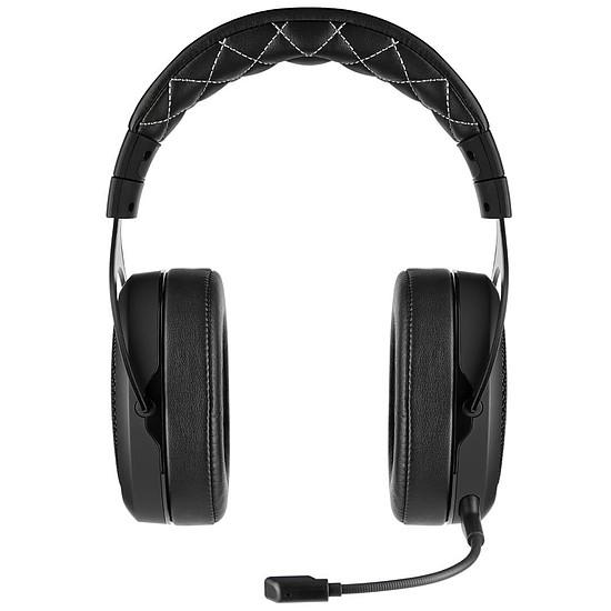 Casque micro Corsair HS70 Pro Wireless - Noir - Autre vue