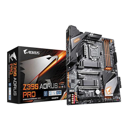 Carte mère Gigabyte Z390 Aorus Pro