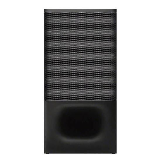 Barre de son Sony HT-S350 - Autre vue