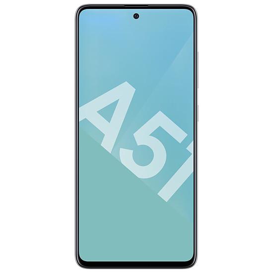 Smartphone et téléphone mobile Samsung Galaxy A51 (blanc) - 128 Go - 4 Go - Autre vue