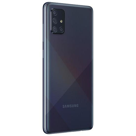 Smartphone et téléphone mobile Samsung Galaxy A71 (noir) - 128 Go - 6 Go - Autre vue