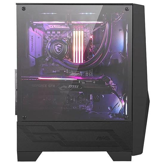 Boîtier PC MSI MAG FORGE 100R - Autre vue