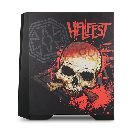 PC de bureau Materiel.net Hellfest Slam - Autre vue