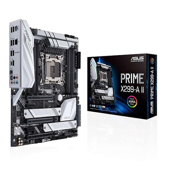 Carte mère Asus Prime X299-A II