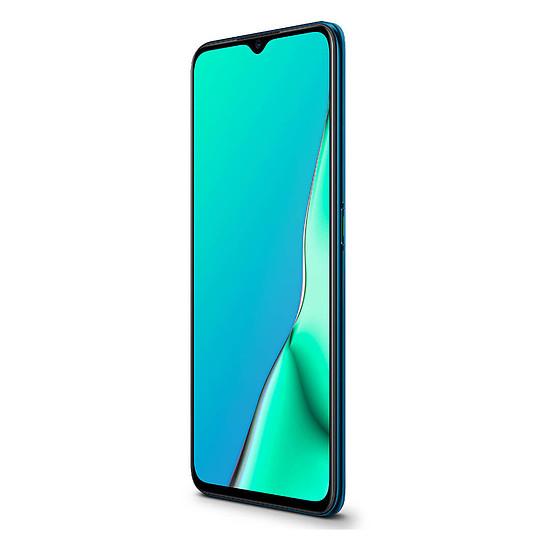 Smartphone et téléphone mobile OPPO A9 Vert - Autre vue