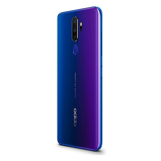 Smartphone et téléphone mobile OPPO A9 Violet - Autre vue