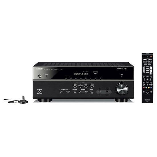 Ampli Home-Cinéma Yamaha HTR-4072 Noir