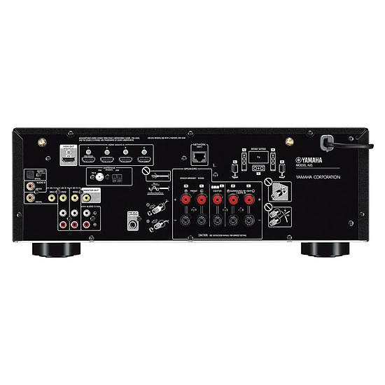 Ampli Home-Cinéma Yamaha HTR-4072 Noir - Autre vue