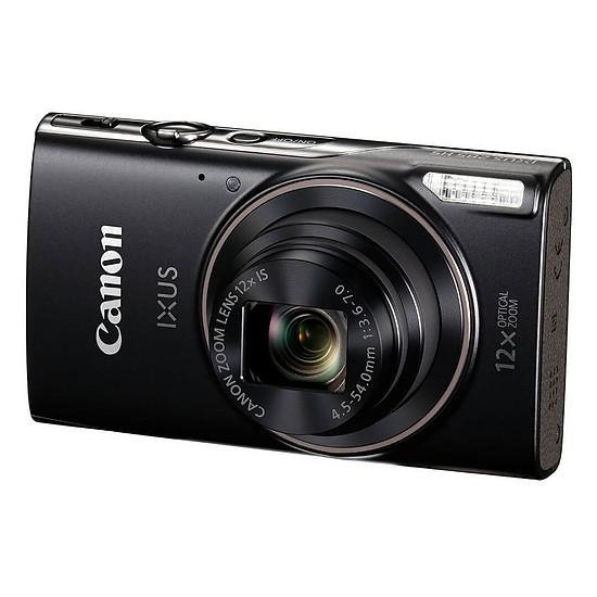 Appareil photo compact ou bridge Canon IXUS 285 HS Noir + Lowepro Portland 30 Noir - Autre vue