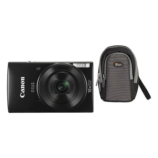 Appareil photo compact ou bridge Canon IXUS 190 Noir + Lowepro Portland 30 Noir
