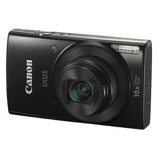Appareil photo compact ou bridge Canon IXUS 190 Noir + Lowepro Portland 30 Noir - Autre vue