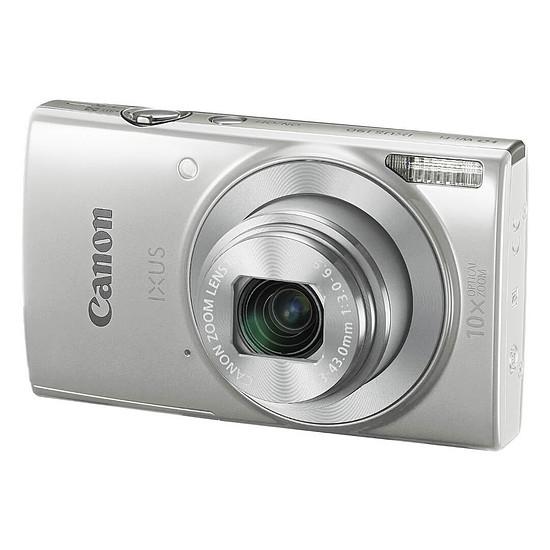 Appareil photo compact ou bridge Canon IXUS 190 Argent + Lowepro Portland 30 Noir - Autre vue