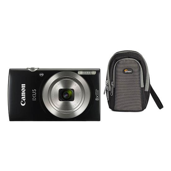 Appareil photo compact ou bridge Canon IXUS 185 Noir + Lowepro Portland 30 Noir
